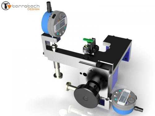 Alignment gauge (3D)